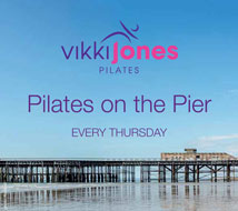 Pilates on the Pier